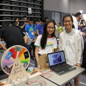 """MIT STEAM Camp @CIS"" in Summer 2018"